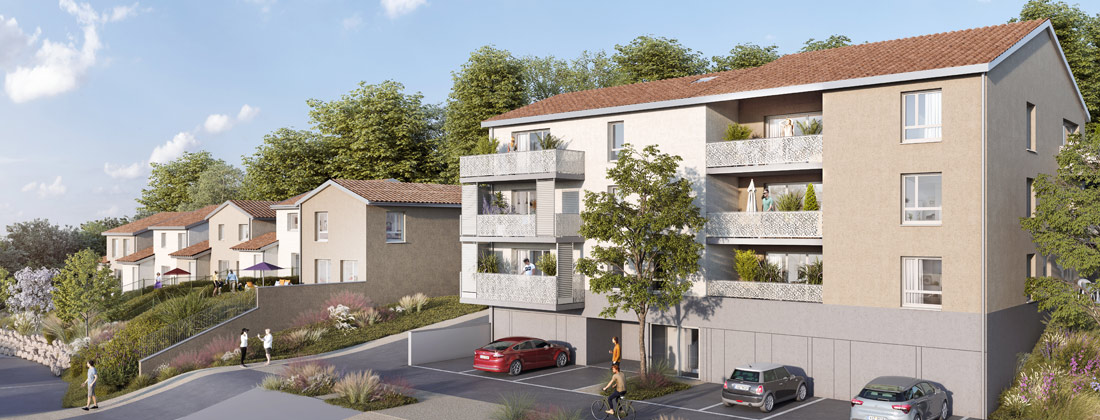 Immobilier neuf vaugneray